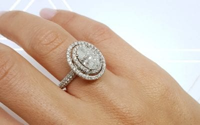 Are Halo Engagement Rings A Fad?