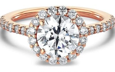 Is Rose Gold Too Trendy For An Engagement Ring?