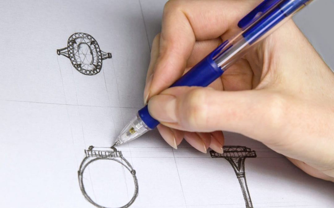 Why Should You Create a Custom Engagement Ring?