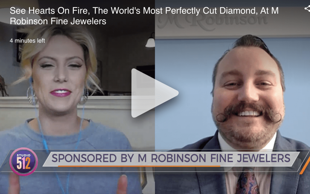 Studio 512 – See Hearts On Fire: The World's Most Perfectly Cut Diamond