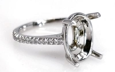 How Much Does A Custom Ring Setting Cost?