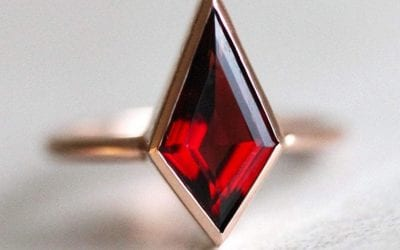 How To Clean A Garnet Ring