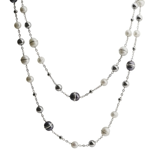 Imperial Sterling Necklace