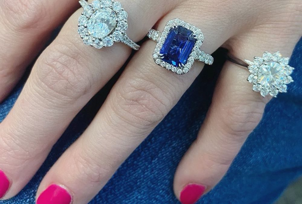 Real Life Engagement Ring Shopping Tips