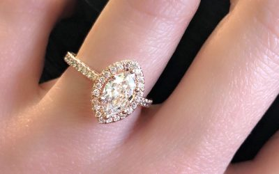 Need to Know: Marquise Shape Diamond Engagement Rings