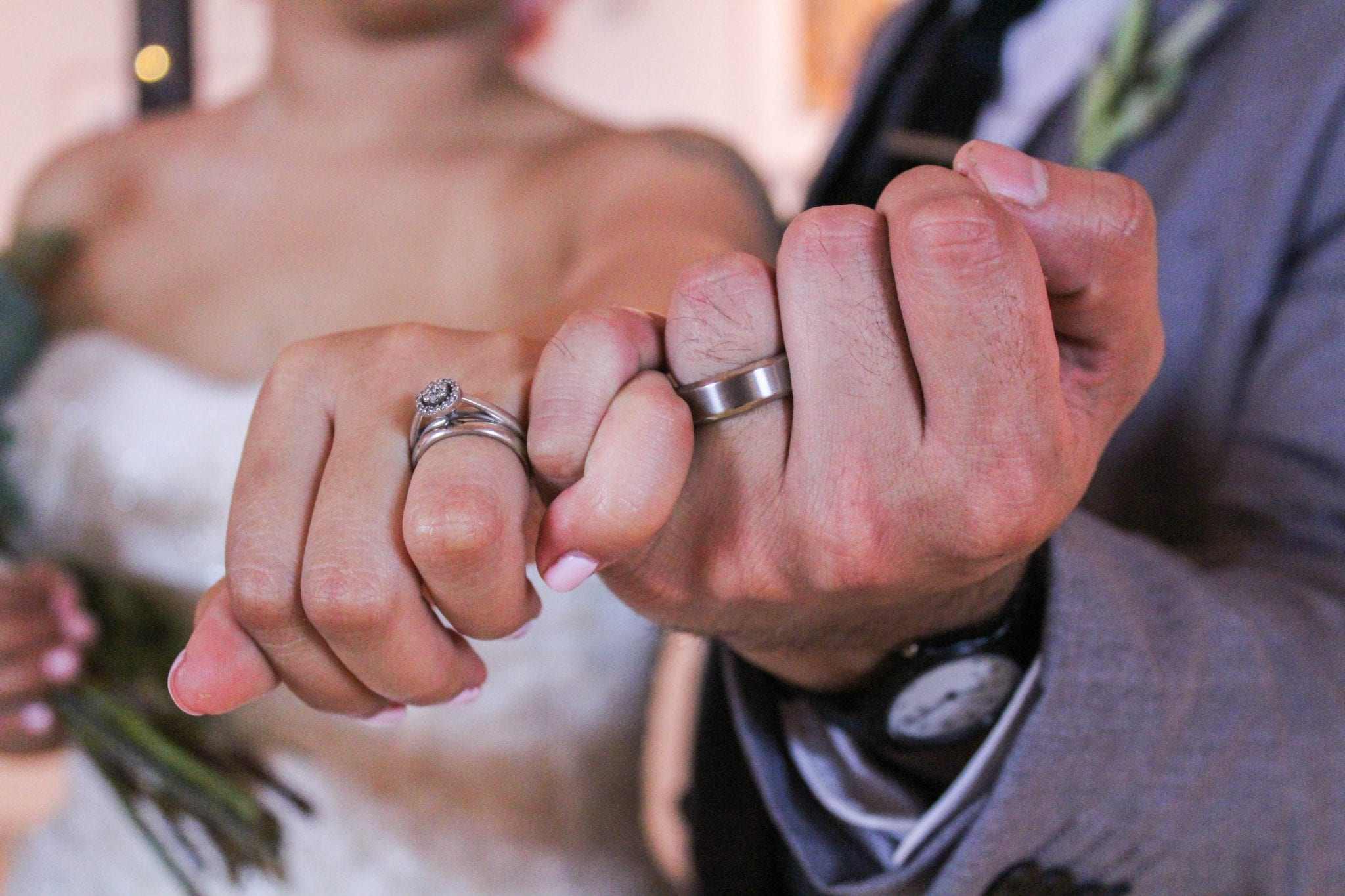 Mens Wedding Bands In Silver Spring