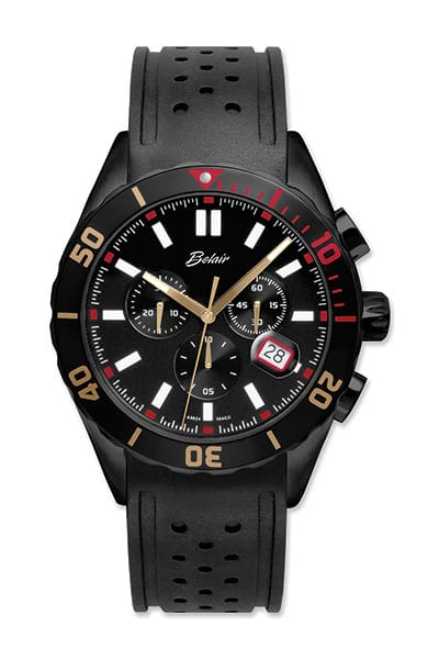 Belair Chronograph Mens Watch