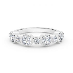 The Forevermark Tribute™ Collection 18k Diamond Ring