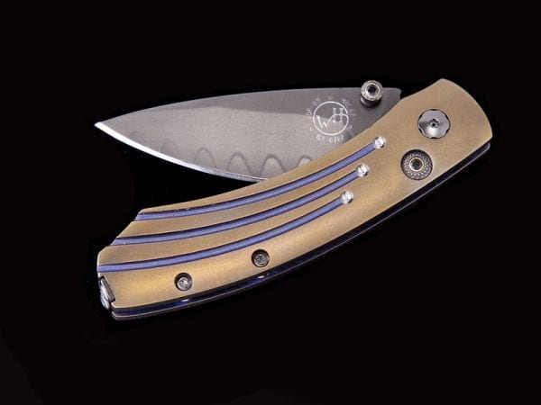 William Henry Kestrel Singe Pocket Knife