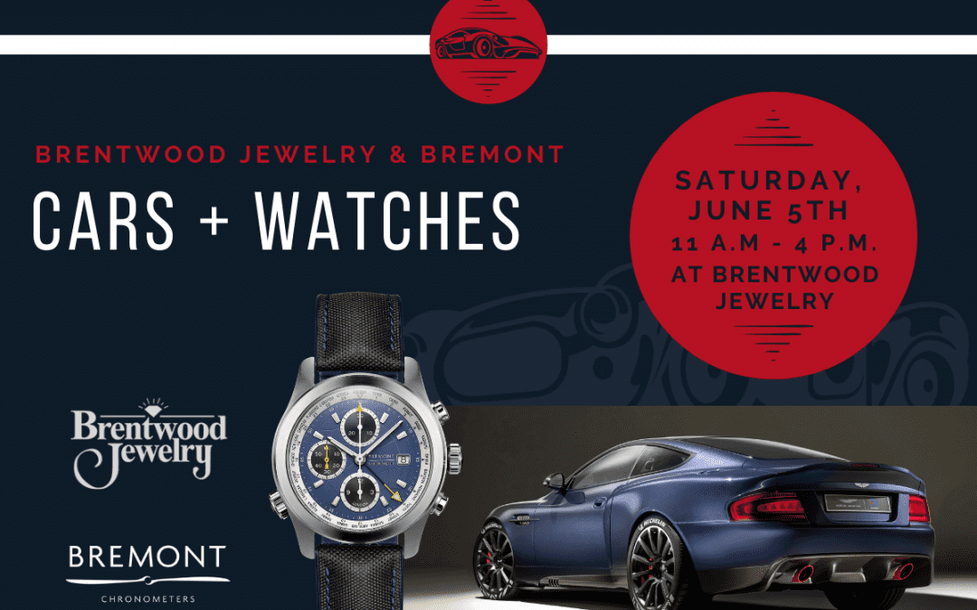 Cars and Watches Event
