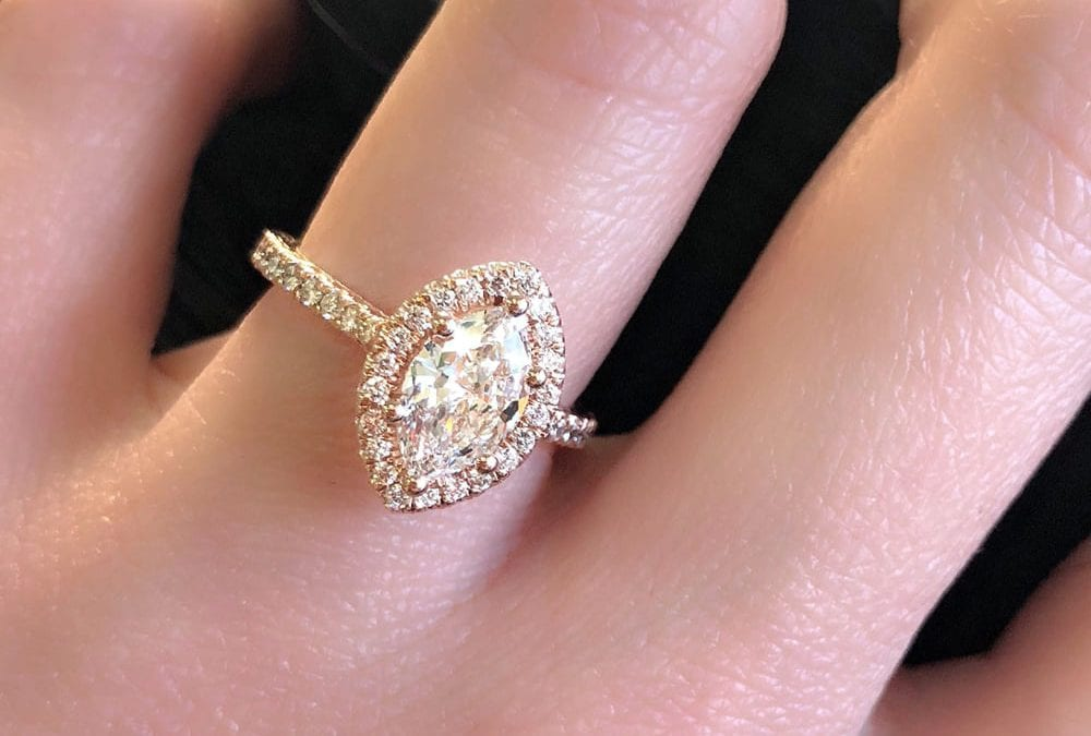 How to Find out Whether your Engagement Ring is too Tight
